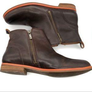 Lucky Brand Tobacco Chelsea Boots LK-Dalia Sz 8.5M